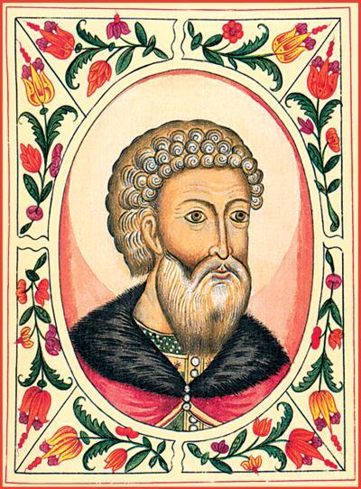 Ιβάν Γ' Βασίλιεβιτς (22/01/1440 - 27/10/1505)