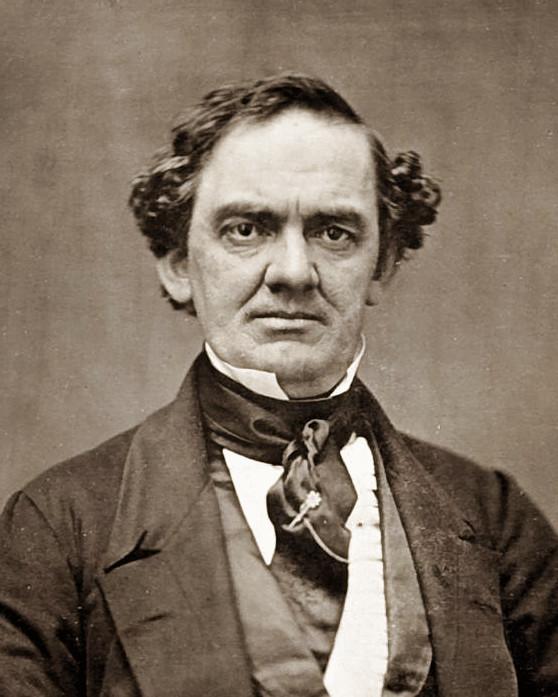Phineas Taylor Barnum (05/07/1810 - 07/04/1891)