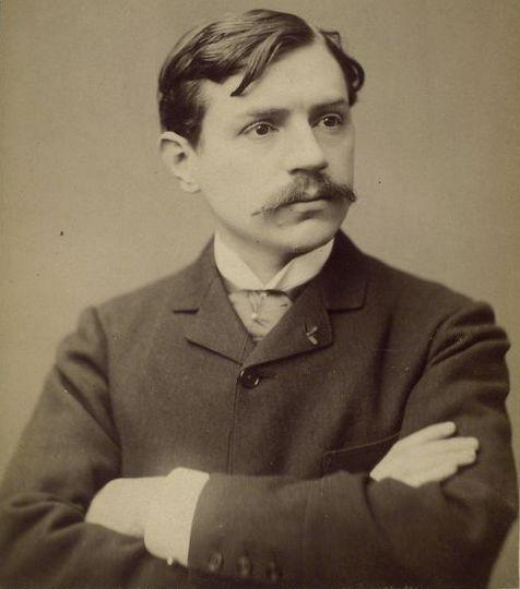 Πολ Μπουρζέ (02/09/1852 - 25/12/1935)