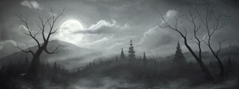 Υπερφυσικά φαινόμενα στα δάση της Κεντρικής Ευρώπης...