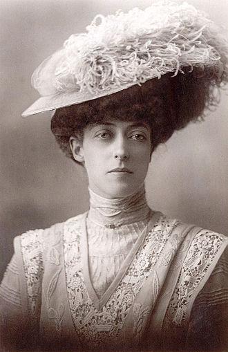 Πριγκίπισσα Βικτώρια (06/07/1868 - 03/12/1935)