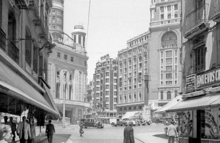 Μαδρίτη, 1957