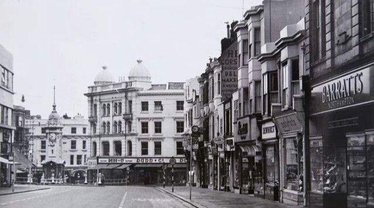 Μπράιτον, 1950
