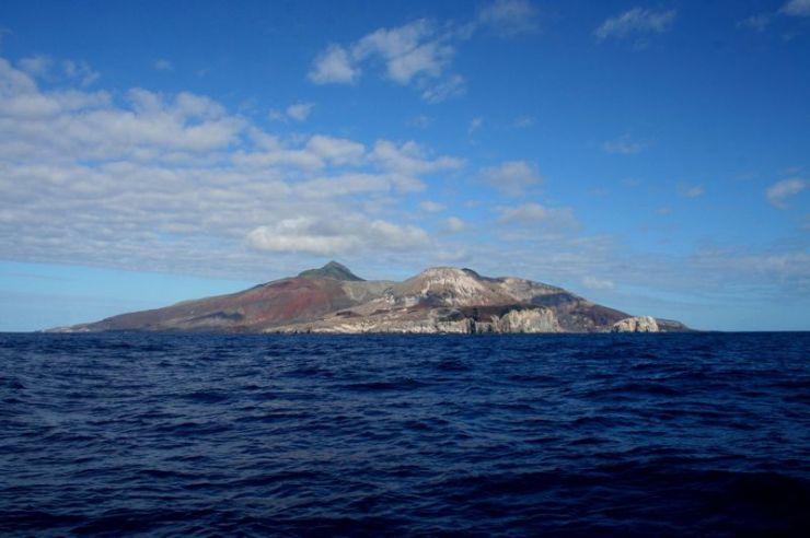 Η Νήσος της Αναλήψεως (Ascension Island)