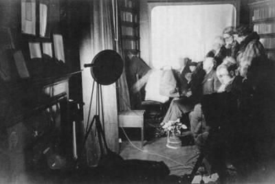 Πείραμα σχετιζόμενο με την τηλεκίνηση (Παρίσι, 1930)