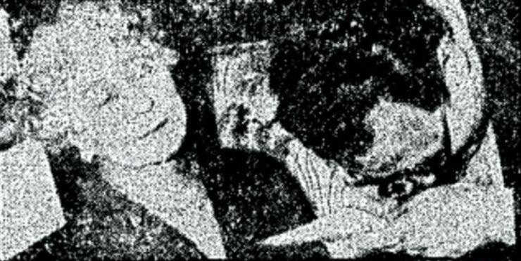Ο Δρ. Hellinger, εξετάζοντας τον γραφικό χαρακτήρα που αποδιδόταν στον Gordon Burdick