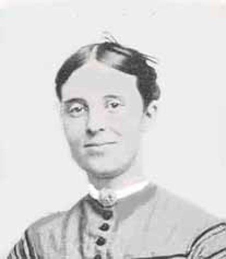 """Η σύζυγος του Πλοίαρχου του """"Mary Celeste"""", Sarah Briggs"""