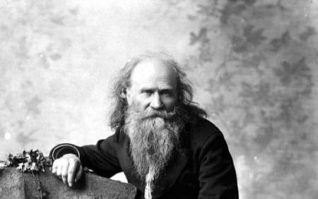 Joaquin Miller (08/09/1837 - 17/02/1913)