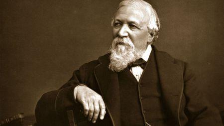 Robert Browning (07/05/1812 - 12/12/1889)