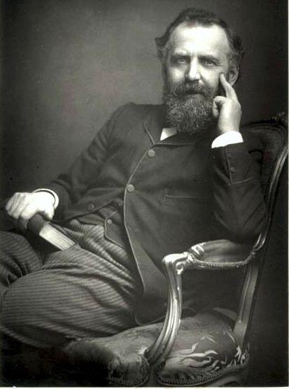 Ο William Thomas Stead, το 1881