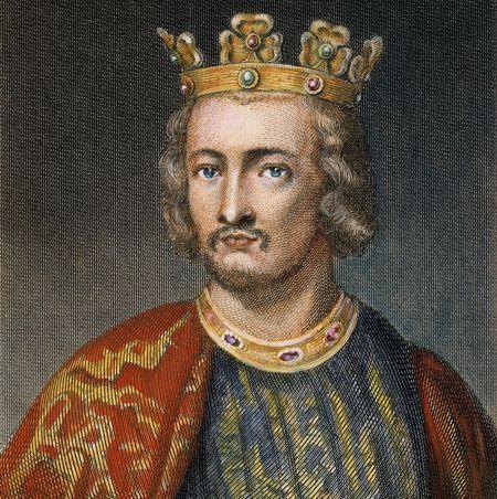 Ο Βασιλιάς Ιωάννης της Αγγλίας (24/12/1166 - 19/10/1216)