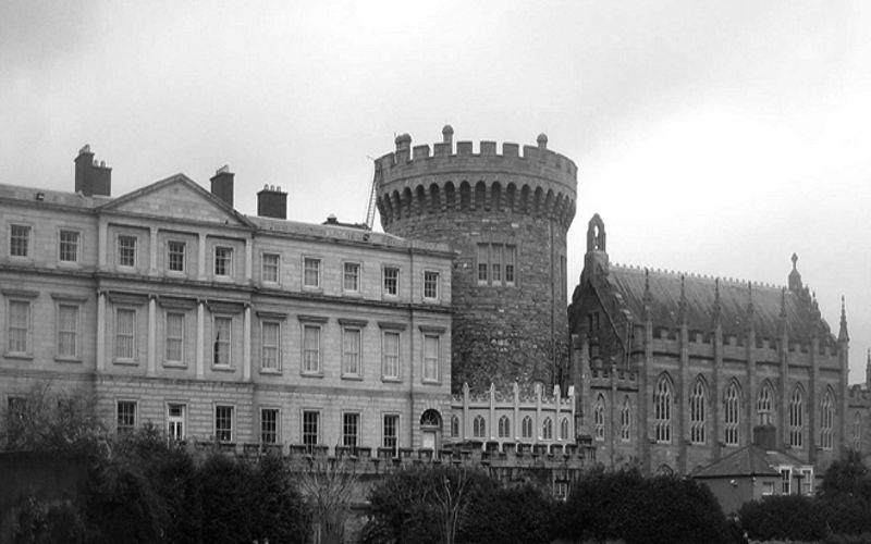 Το στοιχειωμένο Κάστρο του Δουβλίνου...