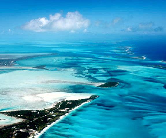 Το νησί Grand Bahama