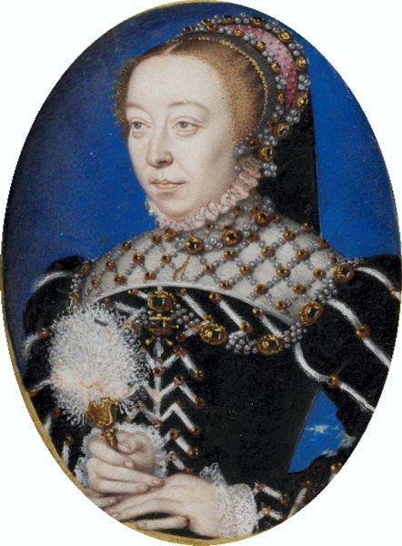 Αικατερίνη των Μεδίκων (13/04/1519 - 05/01/1589)