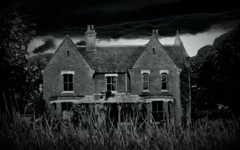 Το στοιχειωμένο Πρεσβυτέριο του Μπόρλεϊ...
