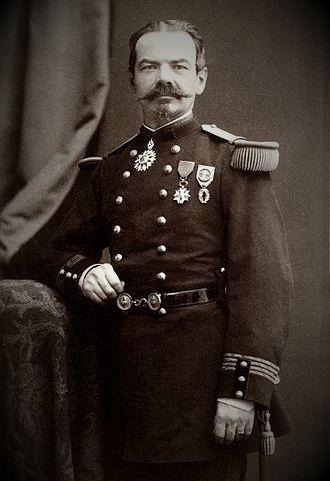 Albert de Rochas (20/05/1837 - 02/09/1914)