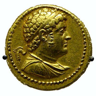 Πτολεμαίος Δ΄ Φιλοπάτωρ (244 - 205 π.Χ.)