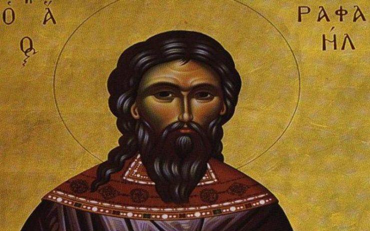Τα οράματα που οδήγησαν στην εύρεση του τάφου του Αγίου Ραφαήλ...
