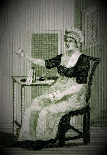 Mary Bateman (1768 - 1809)