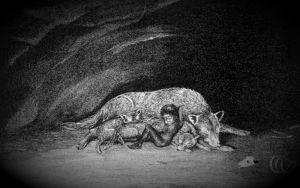 Άνθρωποι-αγρίμια και μυστηριώδη πλάσματα που εμφανίστηκαν το 1954...