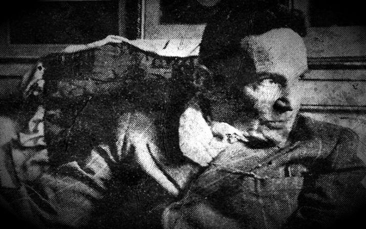 Μία από τις τελευταίες συνεντεύξεις του Άγγελου Τανάγρα, το 1965...
