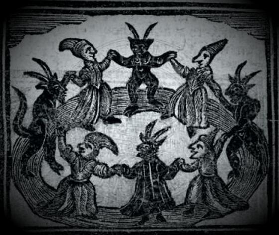 Χορός μάγων και δαιμόνων