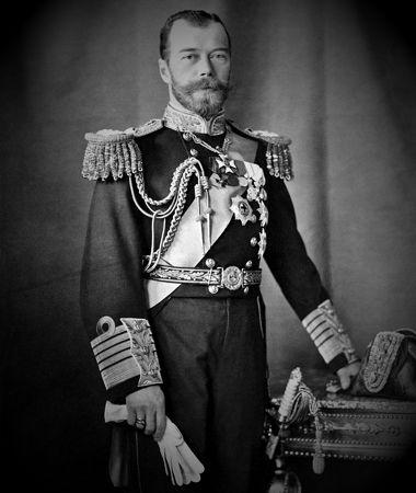 Νικόλαoς Β' (18/05/1868 - 17/07/1918)
