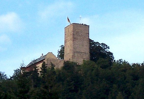 Ο πύργος των Yburg