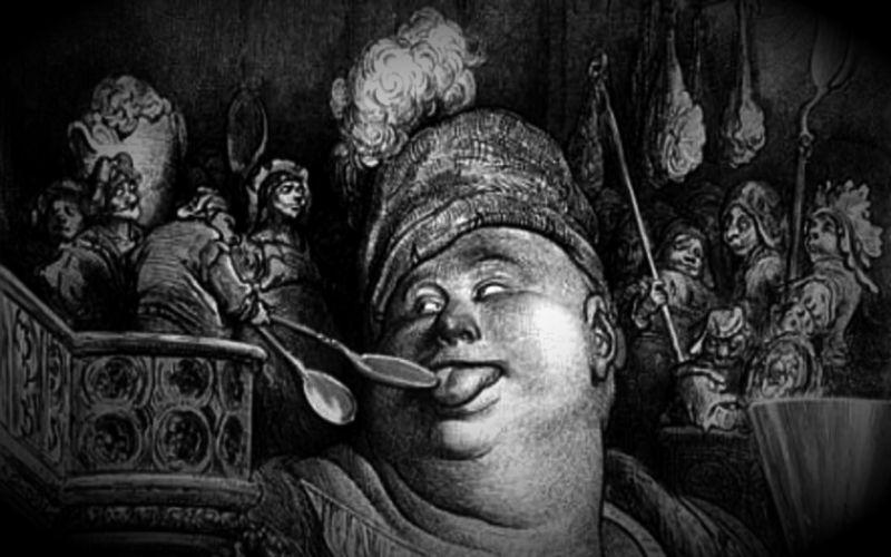Η απίστευτη ιστορία του Ταράρ, του ανθρώπου με την ακόρεστη όρεξη, τον 18ο αιώνα...