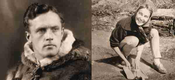 Helge και Anne Ingstad