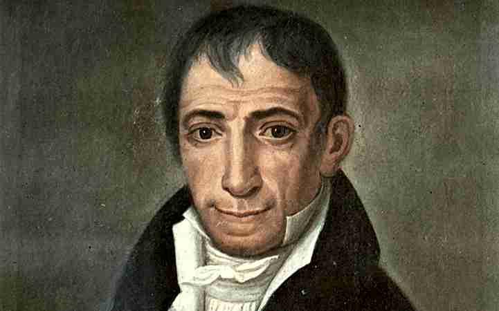 Αδαμάντιος Κοραής (27/04/1748 - 06/04/1833)
