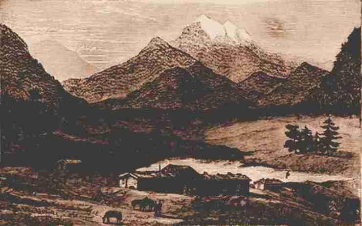 Ανακάλυψη σκελετού γίγαντα στη Βόρεια Αμερική, το 1839...