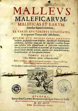 """Malleus Maleficarum"", έκδοση του 1669"