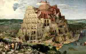 Τα μυστικά του Πύργου της Βαβέλ...