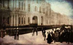 Τα πνεύματα στην Αυλή του Τσάρου Νικολάου Β' της Ρωσίας...