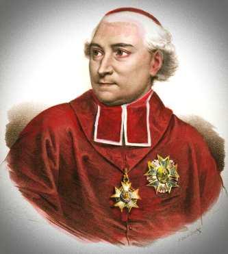 Καρδινάλιος Joseph Fesch (03/01/1763 - 13/05/1839)