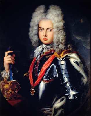 Ιωάννης Ε' (22/10/1689 - 31/07/1750)