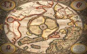 Η Θεωρία της Κοίλης Γης, όπως διατυπώθηκε από έναν Έλληνα ιατρό, το 1925...