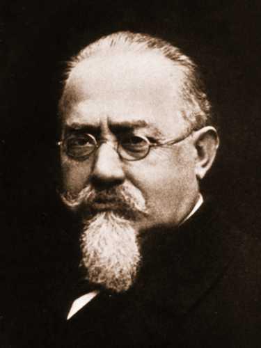 Cesare Lombroso (06/11/1835 - 19/10/1909)