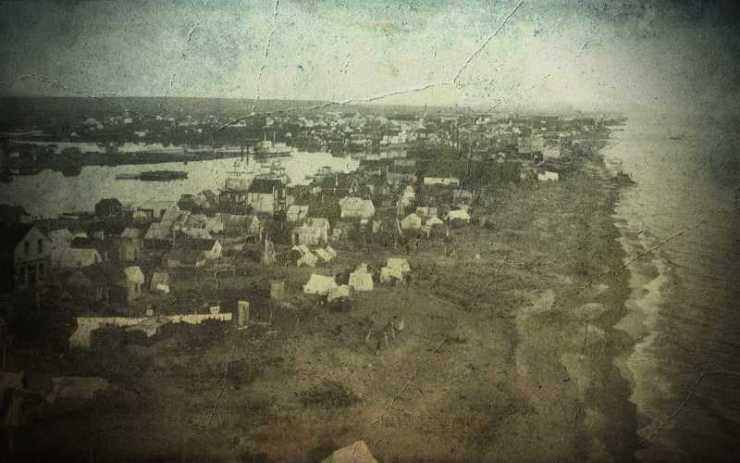 Ιπτάμενο πούρο πάνω από την Αλάσκα, το 1960…
