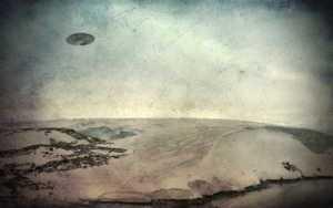 Ιπτάμενοι δίσκοι πάνω από την Ανταρκτική, το 1979…