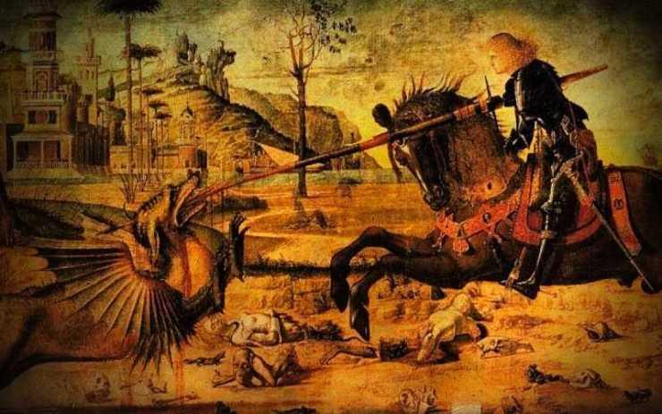 Ο ιππότης που σφαγίασε τον τρομερό Δράκο της Ρόδου, το 1342 (Μέρος Β)...