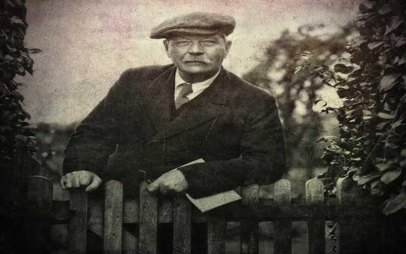 Τα μετά θάνατον δακτυλικά αποτυπώματα του Sir Arthur Conan Doyle...
