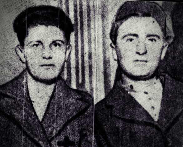 Αμβροσιάδης (αριστερά) - Φουρτουνόπουλος (δεξιά)