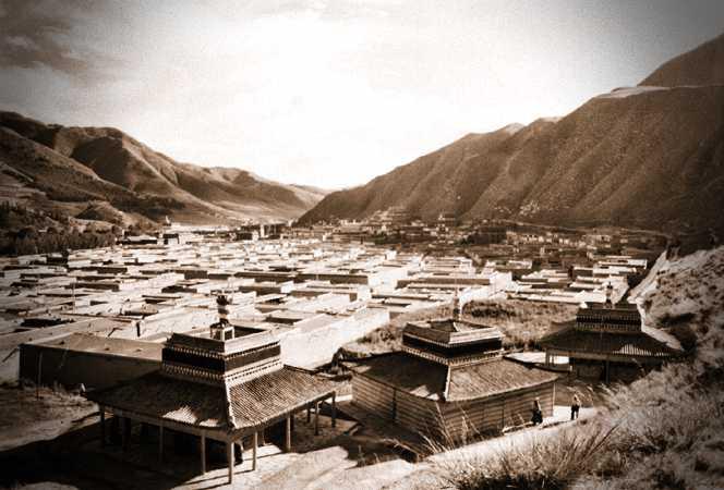 Το Μοναστήρι Labrang