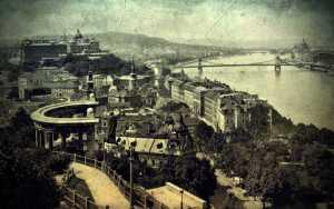 Το μέντιουμ της Βουδαπέστης με τα μάτια Rontgen...