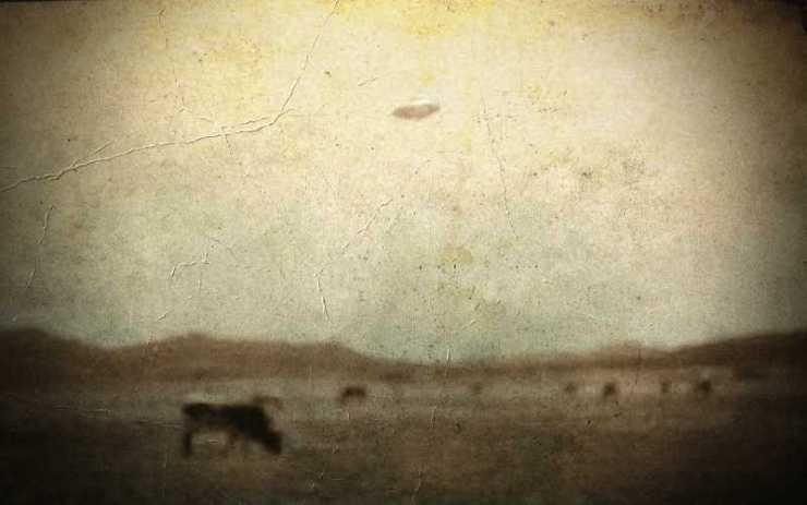 Ιπτάμενος δίσκος στην Αργεντινή, το 1979…