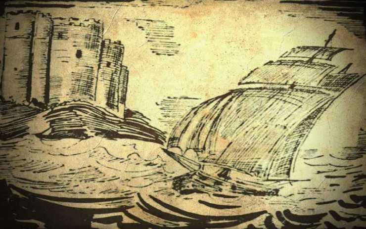 Τα στοιχειωμένα κάστρα της Ελλάδας - Μπούρτζι (Μέρος ΣΤ)...