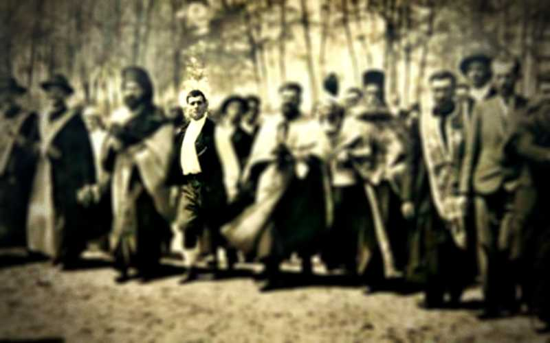 Η συγκλονιστική περίπτωση του Petrache Lupu, το 1935...