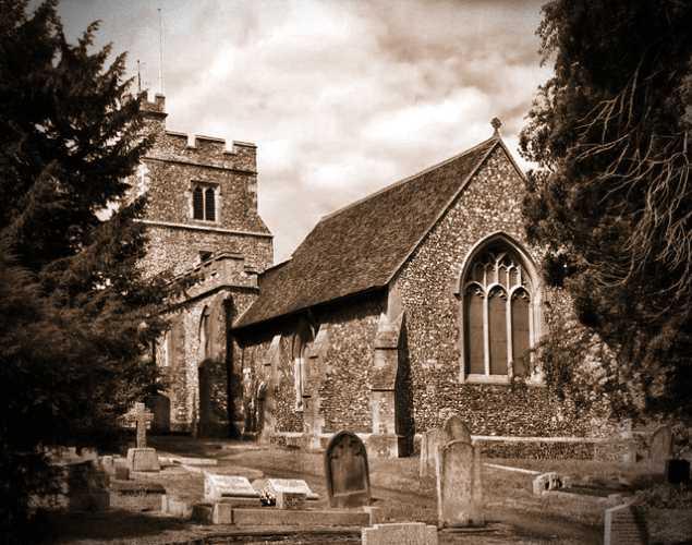 Saint Giles, South Mimms